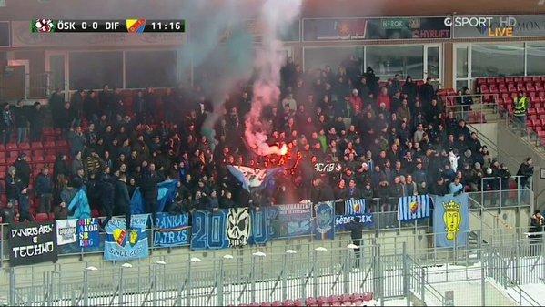 DIF away Örebro 2
