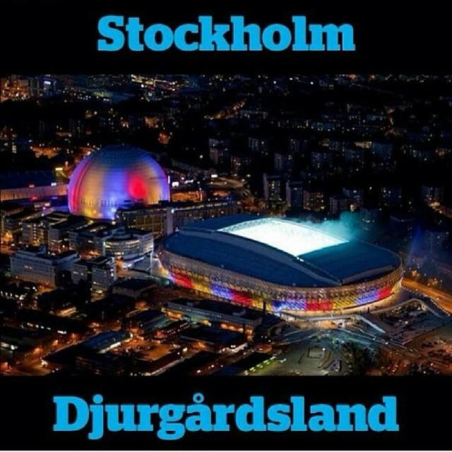 STOCKHOLM DJURGÅRDSLAND