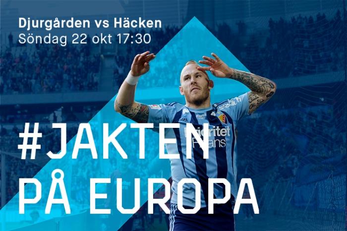 Fotboll, Allsvenskan, Djurgården - Örebro